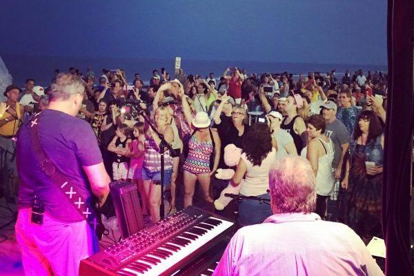 smith point beach NY